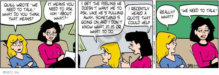 Luann - Quote Comic Strips | The Comic Strips