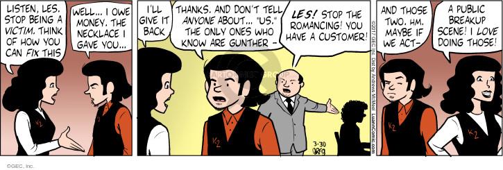 Luann - Stop Comic Strips | The Comic Strips