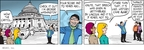 Comic Strip Greg Evans  Luann 2009-02-16 teen