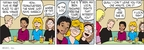 Comic Strip Greg Evans  Luann 2009-07-03 vacation