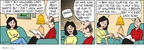 Comic Strip Greg Evans  Luann 2009-10-26 trick