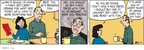 Comic Strip Greg Evans  Luann 2010-03-08 school clothes