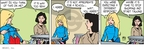 Comic Strip Greg Evans  Luann 2010-03-19 school clothes