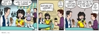 Comic Strip Greg Evans  Luann 2010-04-07 school clothes