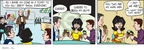 Comic Strip Greg Evans  Luann 2010-04-09 toast
