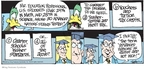 Comic Strip Bruce Tinsley  Mallard Fillmore 2009-07-12 educational standards