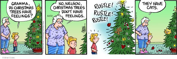 Pickles Christmas Tree Comic Strips The Comic Strips