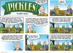 Comic Strip Brian Crane  Pickles 2008-12-14 2008 election
