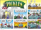 Comic Strip Brian Crane  Pickles 2009-03-08 wedding