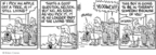 Comic Strip Brian Crane  Pickles 2009-10-20 trick