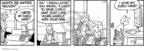 Comic Strip Brian Crane  Pickles 2007-11-10 baldness