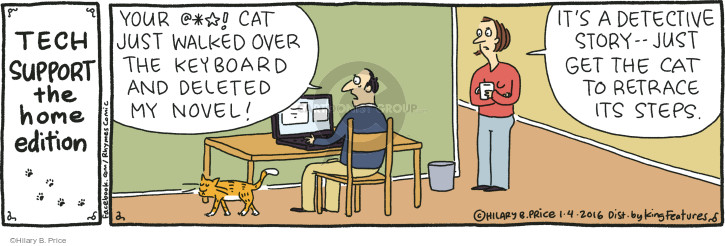 The Tech Support Comic Strips The Comic Strips