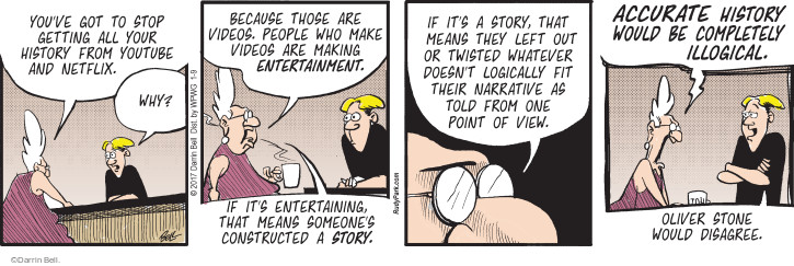 The Point Of View Comic Strips | The Comic Strips