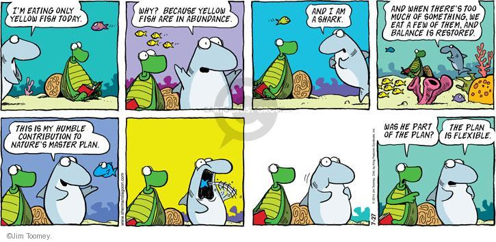 comic strip Ecology