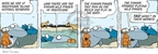 Comic Strip Jim Toomey  Sherman's Lagoon 2009-07-23 horse