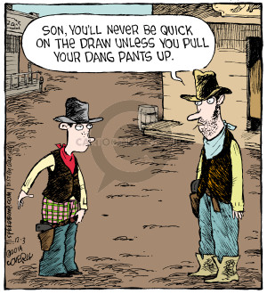 Speed Bump at www.thecomicstrips.com - Cartoon View and Uses