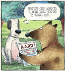 Comic Strip Dave Coverly  Speed Bump 2002-00-00 get older
