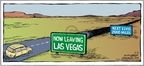 Comic Strip Dave Coverly  Speed Bump 2009-08-30 vacation