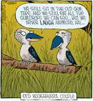 Comic Strip Dave Coverly  Speed Bump 2009-10-29 get older