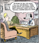 Comic Strip Dave Coverly  Speed Bump 2010-03-15 veterinary
