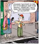 Comic Strip Dave Coverly  Speed Bump 2010-07-28 get older