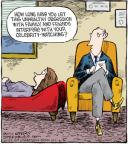 Comic Strip Dave Coverly  Speed Bump 2010-08-30 obsession
