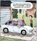 Comic Strip Dave Coverly  Speed Bump 2011-04-22 voice command