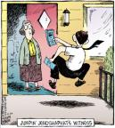 Comic Strip Dave Coverly  Speed Bump 2011-05-26 2008