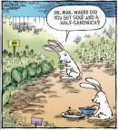 Comic Strip Dave Coverly  Speed Bump 2011-05-28 rabbit