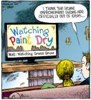 Comic Strip Dave Coverly  Speed Bump 2011-06-07 viewer
