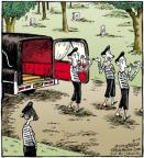 Comic Strip Dave Coverly  Speed Bump 2011-08-10 grave