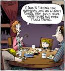 Comic Strip Dave Coverly  Speed Bump 2012-04-16 3am