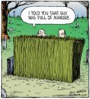 Comic Strip Dave Coverly  Speed Bump 2012-11-17 grave