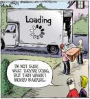 Comic Strip Dave Coverly  Speed Bump 2012-11-19 hour