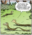 Comic Strip Dave Coverly  Speed Bump 2012-12-07 attraction