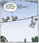 Comic Strip Dave Coverly  Speed Bump 2013-05-13 chase