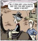 Comic Strip Dave Coverly  Speed Bump 2013-05-29 helmet