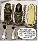 Comic Strip Dave Coverly  Speed Bump 2013-06-21 burial