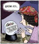 Comic Strip Dave Coverly  Speed Bump 2013-07-16 marketing