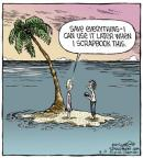 Comic Strip Dave Coverly  Speed Bump 2013-08-13 craft