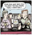 Comic Strip Dave Coverly  Speed Bump 2013-08-15 message