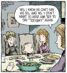 Comic Strip Dave Coverly  Speed Bump 2013-11-28 profanity