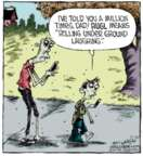 Comic Strip Dave Coverly  Speed Bump 2013-12-20 message