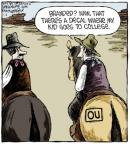 Comic Strip Dave Coverly  Speed Bump 2014-01-06 horse