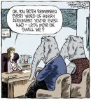 Comic Strip Dave Coverly  Speed Bump 2014-03-25 counselor
