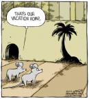Comic Strip Dave Coverly  Speed Bump 2014-04-07 vacation
