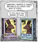 Comic Strip Dave Coverly  Speed Bump 2014-04-21 rabbit