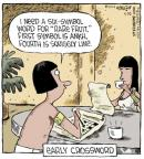 Comic Strip Dave Coverly  Speed Bump 2014-04-26 fruit