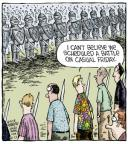 Comic Strip Dave Coverly  Speed Bump 2014-06-13 casual clothes