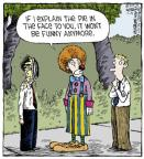 Comic Strip Dave Coverly  Speed Bump 2014-07-19 anymore